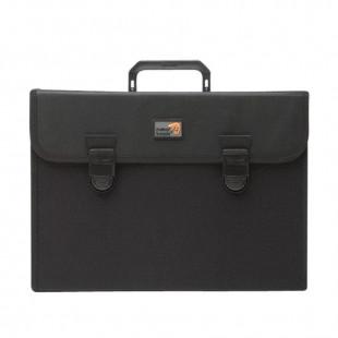 NEWLOOXS sacoche velo porte bagage Basic Single Noir