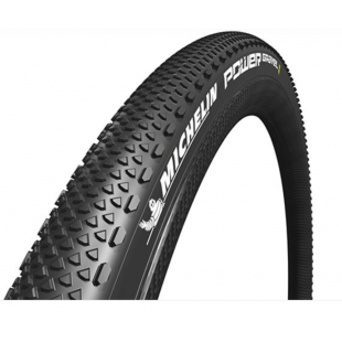 PNEU CYCLOCROSS / GRAVEL / VTC 700X35 TS MICHELIN POWER GRAVEL TUB.READY NOIR (35-622)