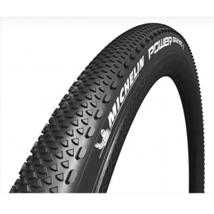 PNEU CYCLOCROSS / GRAVEL / VTC 700X40 TS MICHELIN POWER GRAVEL TUB.READY NOIR (40-622)