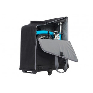 Brompton Transit Padded Travel bag 4 roues