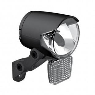 HERRMANS Eclairage Velo AV / Projecteur LED E-BIKE / VAE BLACK MR4 6-12 VOLT