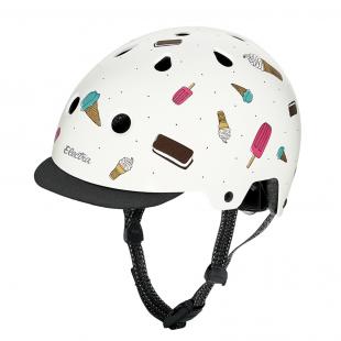 Electra Casque Helmet Soft Serve (Ice Cream)