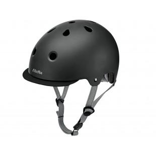Electra Casque Helmet Lux Solid Noir Matte