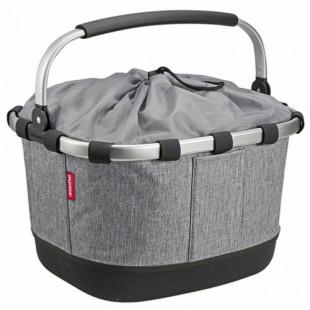 Klickfix Panier marguerites velo Carrybag GT pour porte-bagage Raktime