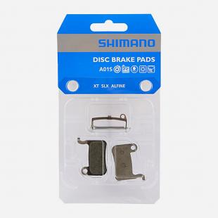 SHIMANO Plaquettes de frein en résine A01S