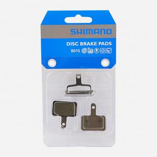 SHIMANO Plaquettes de frein en résine B01S