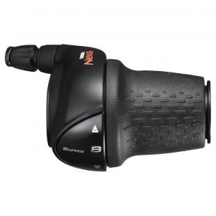 Manette Vit Noir 8v SL-C6000-8 Nexus Pour CJ-8S20