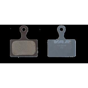 VAR Plaquettes ORGANIC CERAMIC pour Shimano BR-M9100-R9170-R8070