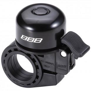"""BBB Sonnette """"Loud&Clear"""" black BBB-11"""