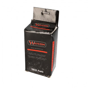 """WAYCOM CHAMBRE AIR VTC 700X35 (28"""")VP VALVE 35MM"""