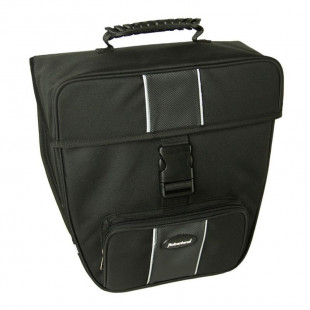 HABERLAND SACOCHES 32x31x16 NOIRES 16 LITRES