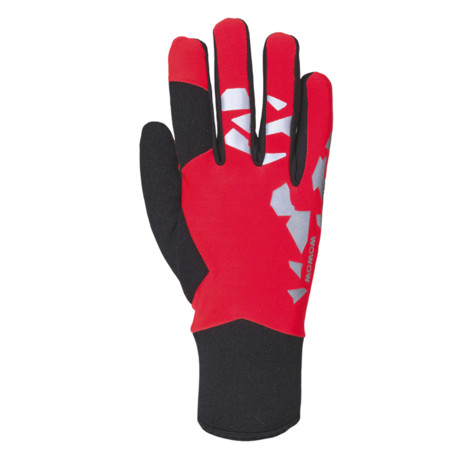 Wowow Gants rouge Thunder Gloves